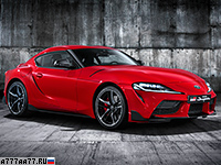 2020 Toyota Supra GR (A90)