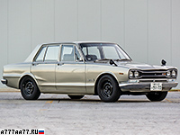 1969 Nissan Skyline 2000 GT-R Sedan (PGC10)