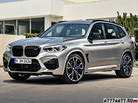 2020 BMW X3 M Competition (F97)