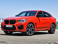 2020 BMW X4 M Competition (F98)