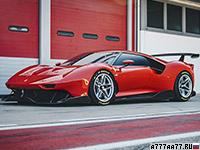 2019 Ferrari P80/C ( SP36)