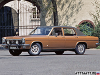 1969 Opel Diplomat V8