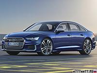 2019 Audi S6 Sedan TDI