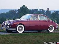 1959 Jaguar Mark 2 3.8-Litre