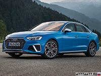 2020 Audi S4 Sedan TDI (B9)