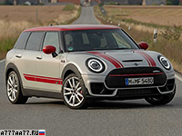 2020 Mini Clubman John Cooper Works (F54) = 250 км/ч. 306 л.с. 4.9 сек.