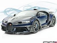 2019 Bugatti Chiron Mansory Centuria