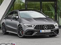 2020 Mercedes-AMG CLA 45 S 4Matic+ (C118)