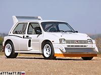 1985 MG Metro 6R4 Clubman