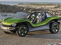2019 Volkswagen ID. Buggy Concept
