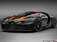2019 Bugatti Chiron Super Sport 300+ Prototype