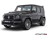 2019 Brabus G-Class V12 900 One of Ten