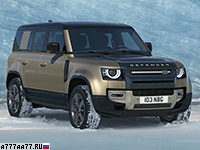 2020 Land Rover Defender 110 P400 X