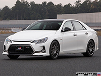 2019 Toyota Mark X GRMN = 250 км/ч. 318 л.с. 5 сек.