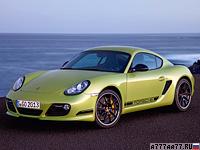 2011 Porsche Cayman R = 282 км/ч. 330 л.с. 4.9 сек.
