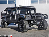 2018 Hummer H1 Launch Edition Four Door Soft-Top Pickup by Mil-Spec