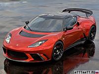 2011 Lotus Evora GTE