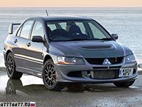 2004 Mitsubishi Lancer Evolution VIII MR