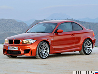 2011 BMW 1 Series M Coupe = 250 км/ч. 340 л.с. 4.9 сек.