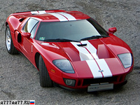 2007 Ford GT Edo Competition = 340 км/ч. 610 л.с. 3.7 сек.