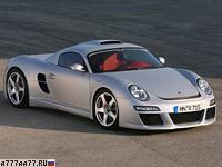 2007 RUF CTR 3 Porsche = 375 км/ч. 700 л.с. 3.2 сек.