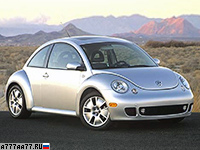 2002 Volkswagen New Beetle Turbo S