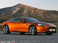 2011 Aston Martin Virage = 299 км/ч. 497 л.с. 4.6 сек.