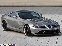 2006 Mercedes-Benz SLR McLaren 722 Edition = 342 км/ч. 650 л.с. 3.6 сек.