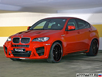 2011 BMW X6 M G-Power Typhoon S