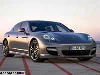 2011 Porsche Panamera Turbo S = 306 км/ч. 550 л.с. 3.8 сек.