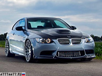 2010 BMW M3 Manhart Racing V8R Biturbo = 338 км/ч. 697 л.с. 3.4 сек.