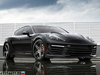 2011 Porsche Panamera Turbo TopCar Stingray GTR = 320 км/ч. 700 л.с. 3.8 сек.