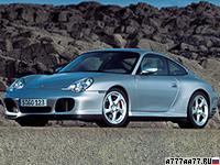 2001 Porsche 911 Carrera 4S (996)