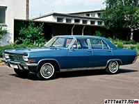 1965 Opel Admiral V8
