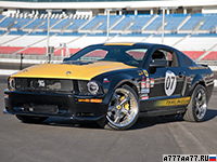2007 Ford Mustang Shelby Terlingua = 265 км/ч. 375 л.с. 5.1 сек.