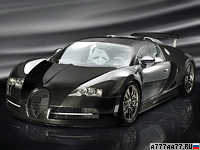 2009 Bugatti Veyron Mansory Linea Vincero