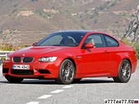 2008 BMW M3 (E92) = 250 км/ч. 420 л.с. 4.8 сек.