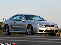 2004 Mercedes-Benz CLK 55 AMG DTM Street Version = 320 км/ч. 582 л.с. 3.9 сек.