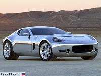 2005 Ford Shelby GR-1 Concept = 322 км/ч. 605 л.с. 4 сек.