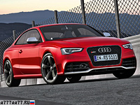 2012 Audi RS5 Coupe = 280 км/ч. 450 л.с. 4.6 сек.