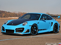 2012 Porsche 911 GT2 RS TechArt GTStreet = 352 км/ч. 720 л.с. 3.3 сек.