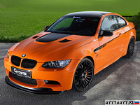 2011 BMW M3 G-Power Tornado RS = 330 км/ч. 720 л.с. 3.7 сек.