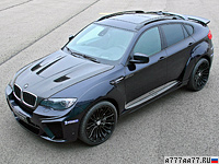 2012 BMW X6 M G-Power Typhoon WideBody = 300 км/ч. 725 л.с. 4.2 сек.