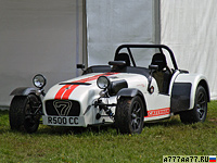 2008 Caterham Seven Superlight R500 = 250 км/ч. 263 л.с. 2.88 сек.
