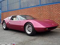 1970 Monteverdi Hai 450 SS = 290 км/ч. 450 л.с. 4.8 сек.