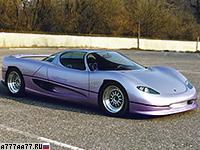 1992 Monteverdi Hai 650 F1 = 335 км/ч. 578 л.с. 3 сек.