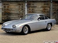 1964 Lamborghini 350 GT Veloce = 257 км/ч. 320 л.с. 5.5 сек.