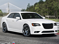 2011 Chrysler 300 SRT8 = 282 км/ч. 477 л.с. 4.8 сек.
