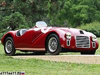 1947 Ferrari 125S = 170 км/ч. 120 л.с. 8.5 сек.