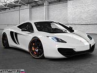 2012 McLaren MP4-12C Wheelsandmore Toxique Evil = 350 км/ч. 666 л.с. 3.1 сек.
